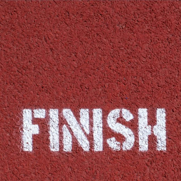 Every Finish Line is a New Starting Line